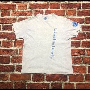 Vintage National- Louis University Tee
